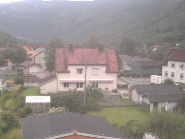 Rjukan - mot øst