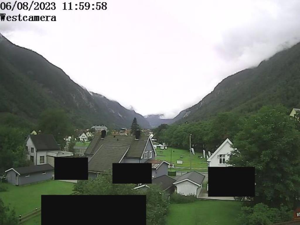 Rjukan - Tveito; vest