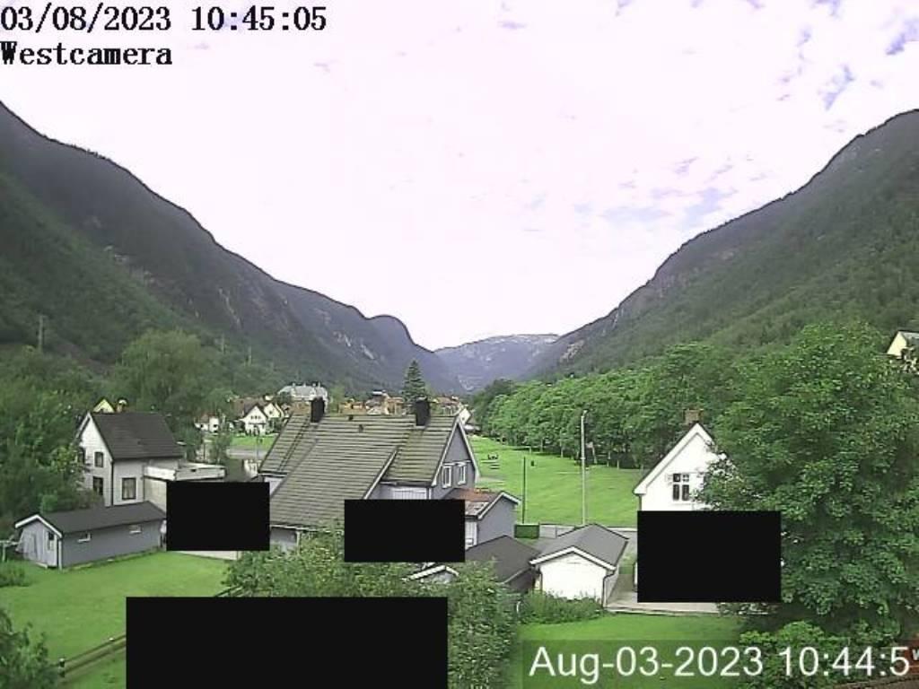 Rjukan - Tveito; west